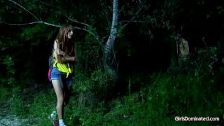 Girl Lost in the Woods