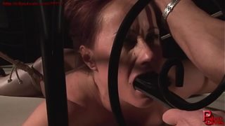 The Slave Auction: Story of Boss Woman Katy Parker.